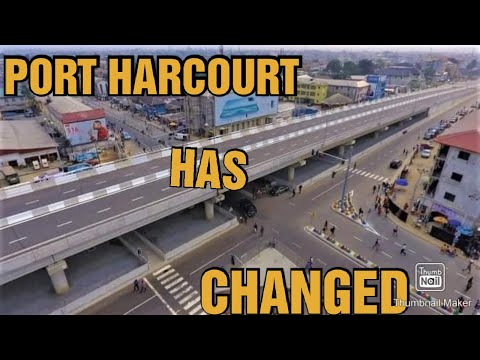 #PortHarcourt #GardenCity Port Harcourt Taking over quality roads & flyovers in Nigeria    Projects: