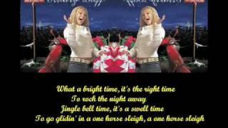 Hilary Duff - Jingle Bell Rock (Lyrics)