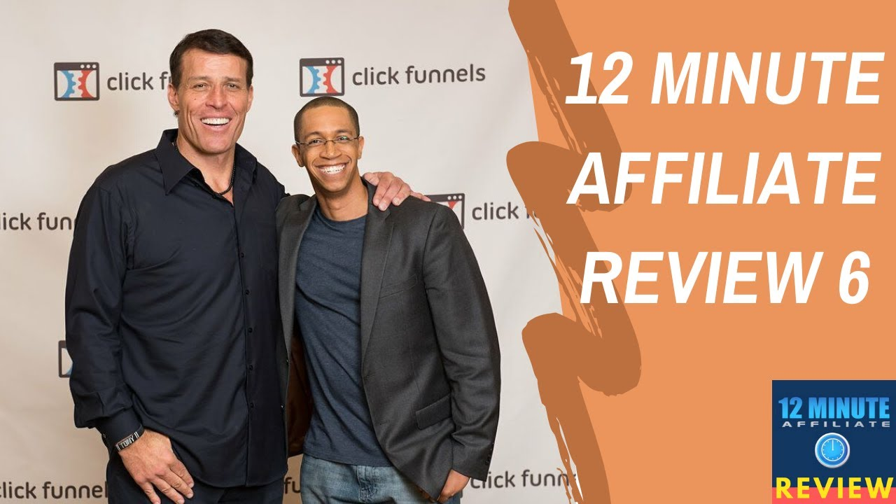 12 Minute Affiliate Review 6  The 12 Minute