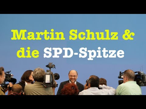 Martin Schulz über die Regierungsarbeit der SPD - BPK vom 27. Juni 2017