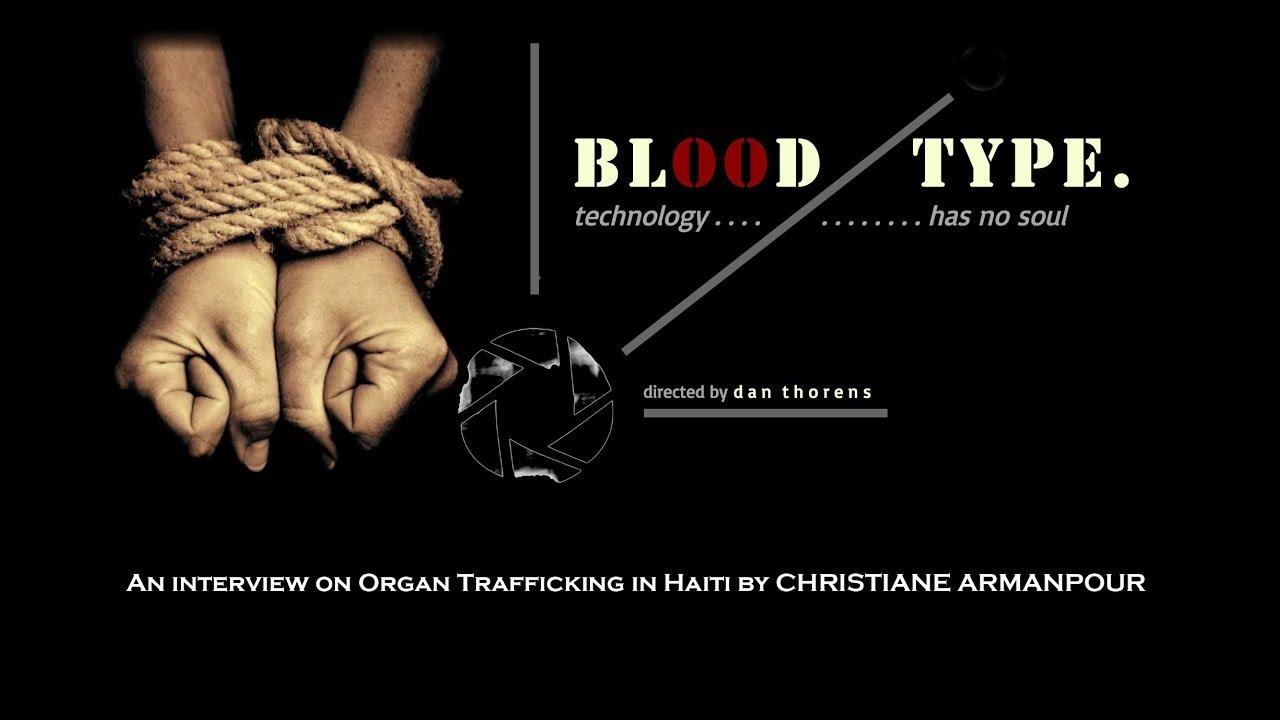 Christiane Amanpour on Haiti Earthquake Aftermath - Organ Trafficking