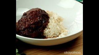 West African Chicken Stew Recipe