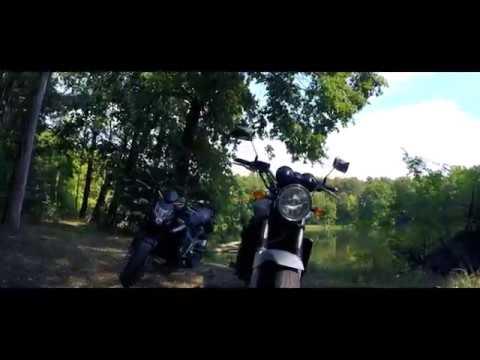Ride&Fun: D?ugie jezioro i gówno menela