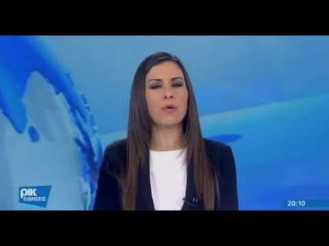 14.01.2017 - 20:00 Cyprus news in Greek - PIK