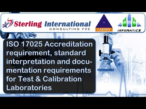 ISO 17025 Accreditation Requirements for NABL UKAS ENAS Certificate for test & calibration labs