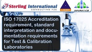 ISO 17025 Accreditation Requirements for NABL UKAS ENAS Certificate for test & calibration labs thumbnail