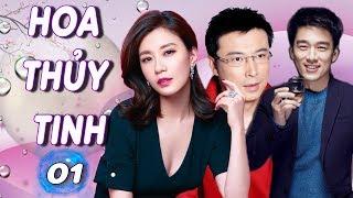 Hoa Thủy Tinh - Tập 1   Phim Bộ Tình Cảm Trung Quốc Hay Nhất - Thuyết Minh