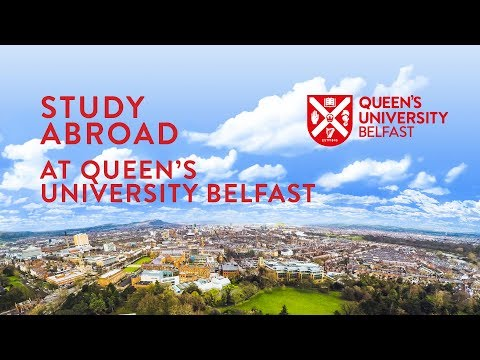 Study Abroad at Queen's University Belfast in Northern Ireland