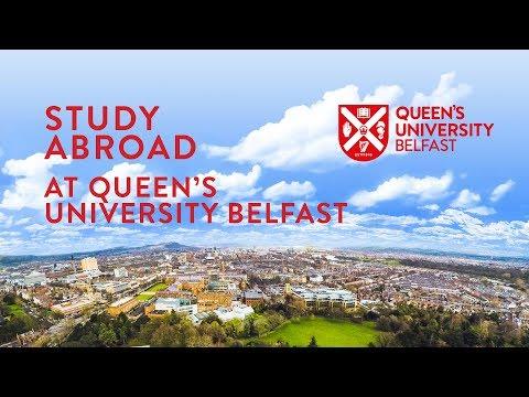 Study Abroad At Queen's University Belfast In Northern Ireland