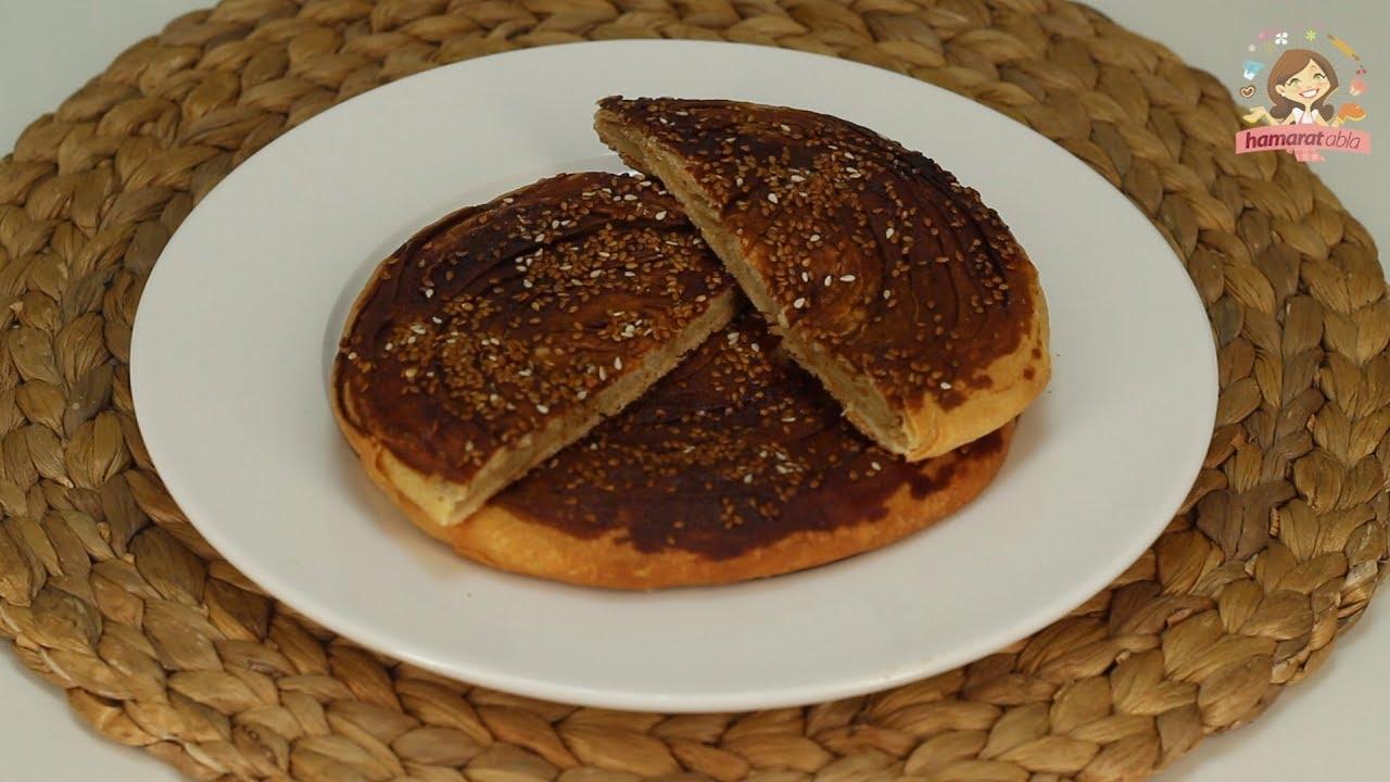 Pekmezli Çörek Tarifi