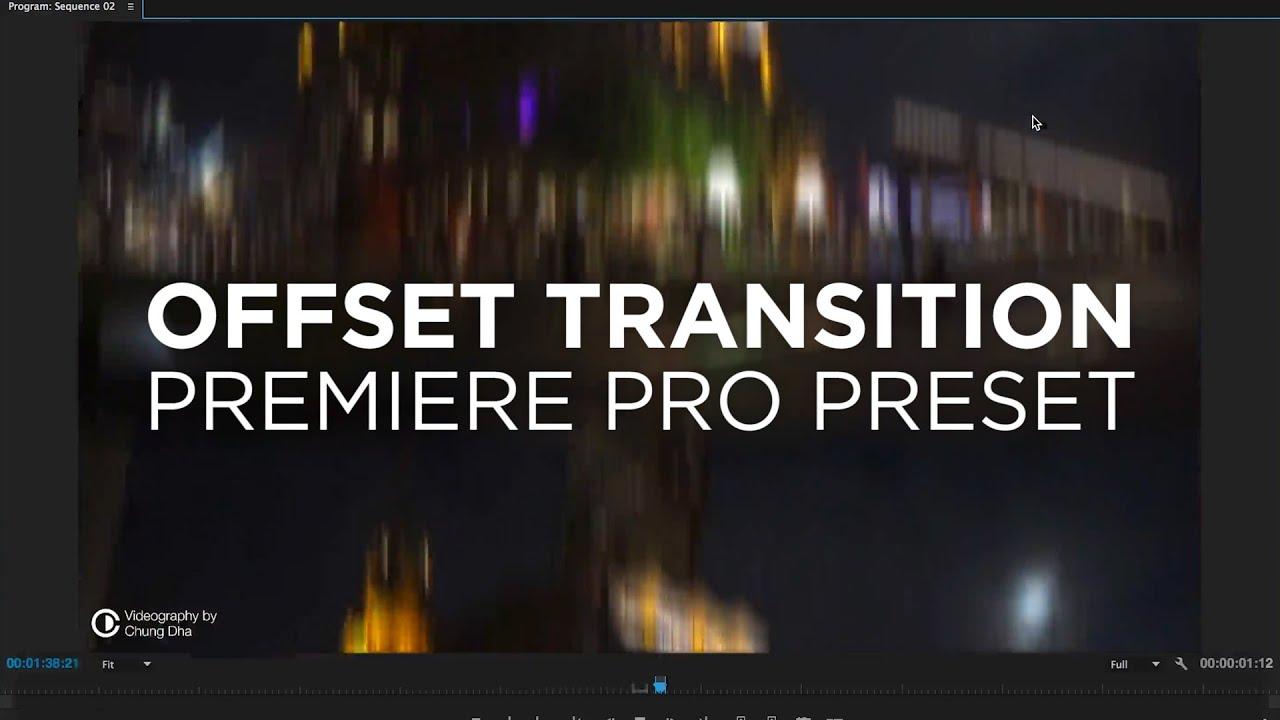 Modern Offset Transitions 212027 + Music