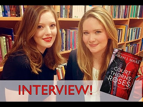 Q&A WITH SARAH J. MAAS! | The Book Belle