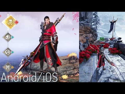 Top 5 Best Open World Rpg/Mmorpg Games For Android And IOS 2018