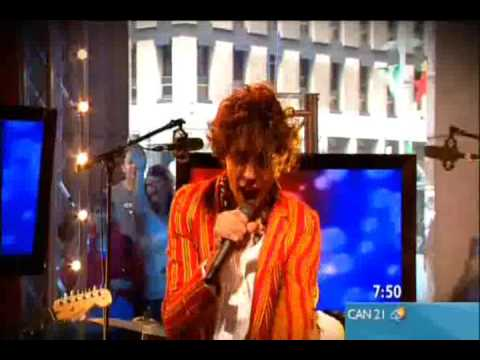 MIKA on Sunrise, Australia - Part 1