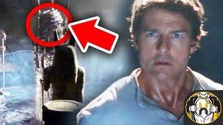 The Mummy Official Trailer #2 BREAKDOWN