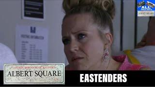 EastEnders:Linda Carter visits Mick in prison