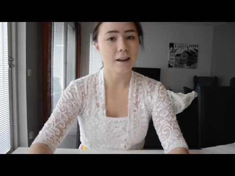 Videopresentation - Balinesisk kultur