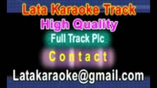 Tune Haye Mere Zakhm E Jigar Ko Karaoke Nagina {1951} Lata
