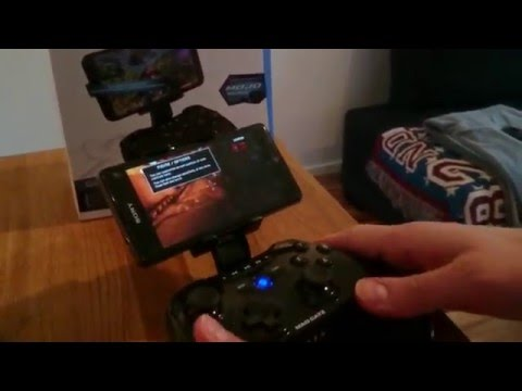 The Mad Catz Controller For Android Gaming!