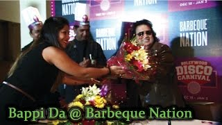 Latest Bollywood News - Entertainment With Disco King Bappi Lahiri - Bollywood Gossip 2015