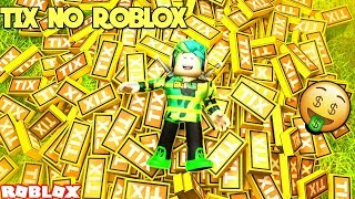 HOW WAS THE TIX: THE OLD FREE COIN OF ROBLOX.