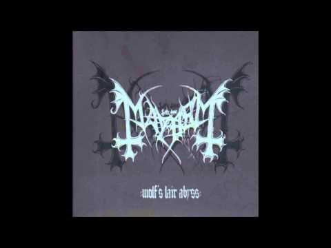 Mayhem - Wolf's lair abyss [Full Album] thumb