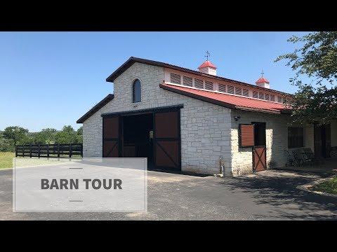 Barn Tour