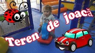 TOYLAND teren de joaca pentru copii#1☺Melissa si Jasmina se distreaza