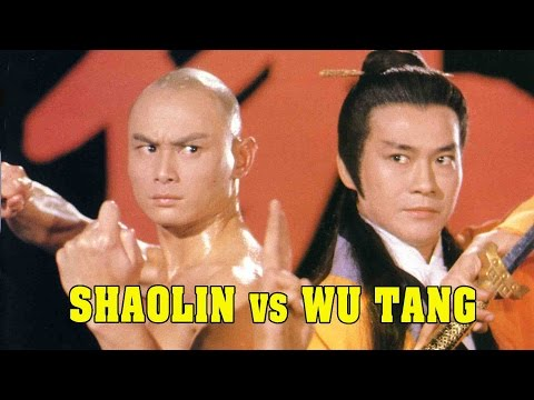 Wu Tang Collection - Shaolin vs  Wu Tang ENGLISH DUBBED.