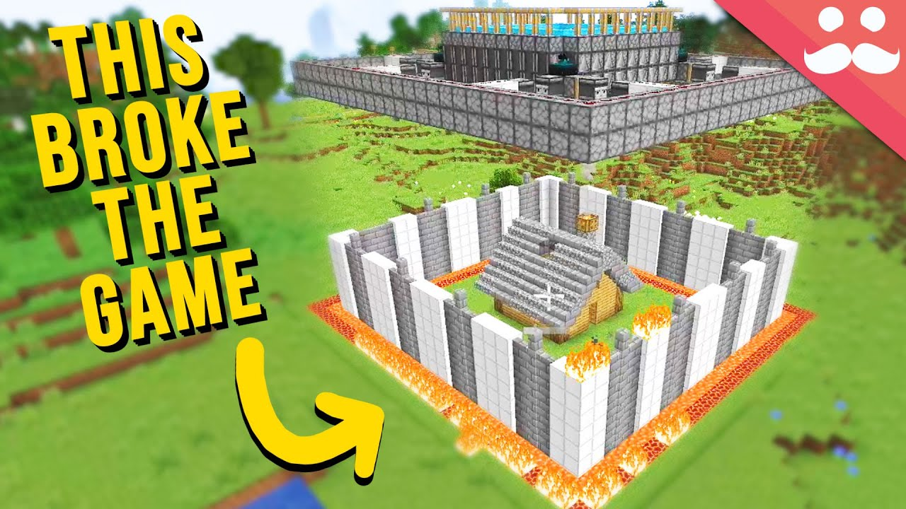 Sculk Sensor Safe House in Minecraft