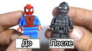 Самодельный костюм Паучка из фильма  Человек-паук: Вдали от дома