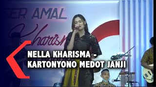 Download Konser Nella Kharisma di KompasTV - Kartonyono Medot Janjimu