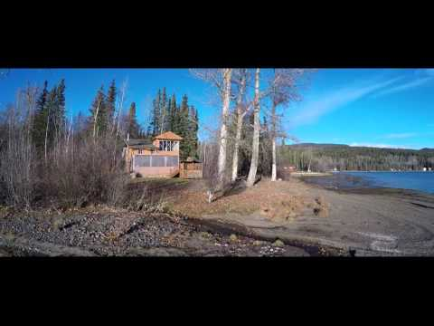 Fraser Lake Aerial Video 01