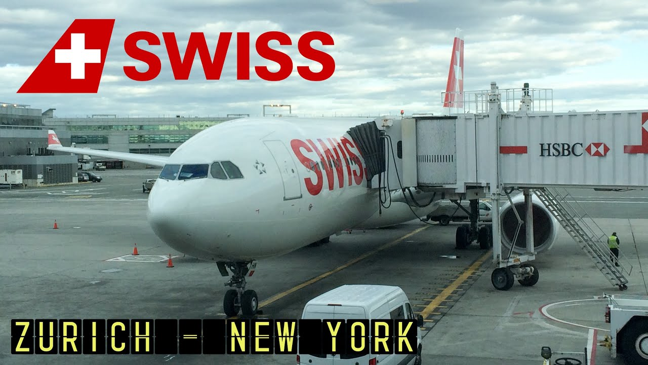 Afbeeldingsresultaat voor swiss airways new york