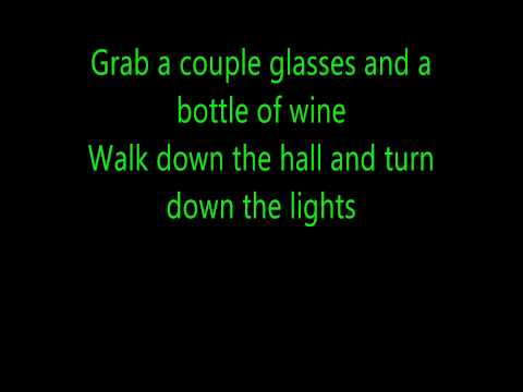 Chris Young- I Can Take It From There HD Lyrics (On Screen)