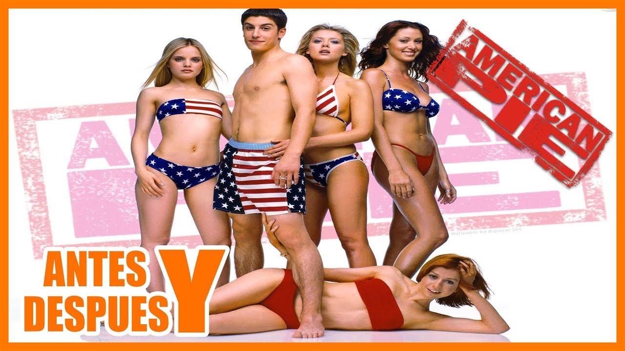 American Pie 5 Una Fiesta De Pelotas american pie 😂   antes y despues - patrygsps - youtube