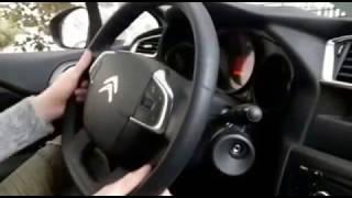 Blocage et déblocage du volant