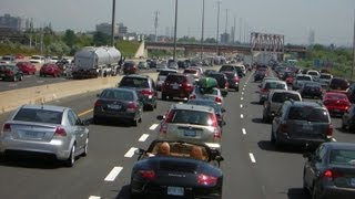 Highway 401: Highway 407 to Yorkdale
