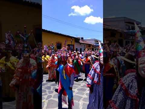 Procesión del Arco Floral en honor a Santa María Magdalena // Xico 2018 // Xico, Veracruz