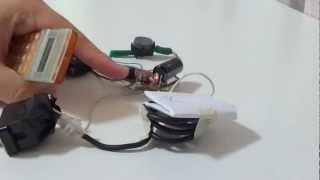 Miniature EMP Generator Demonstration
