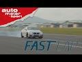 BMW M4: Schwierig im Grenzbereich - Fast Lap | auto motor und sport