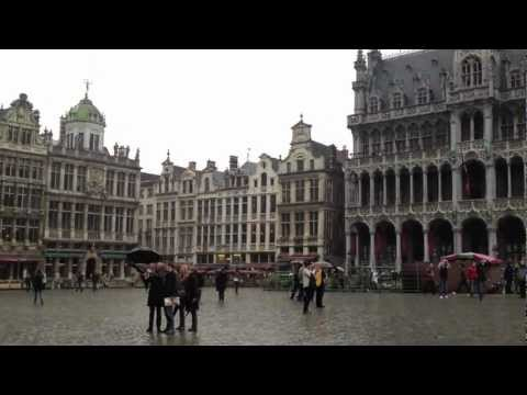 Visiting Brussels during our 6 hours flight layover