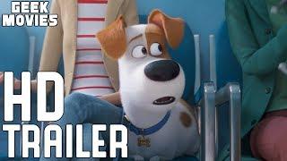 Тайна жизнь домашних животных 2 — Русский трейлер 2019
