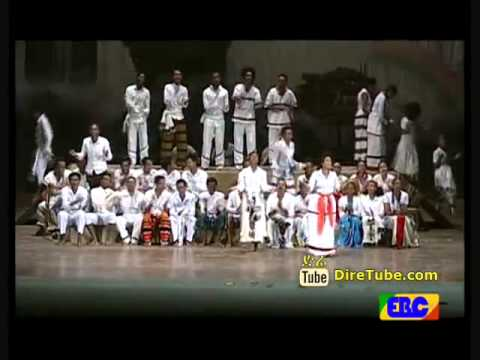Addis Ababa University students' theatre - Wiha Sew