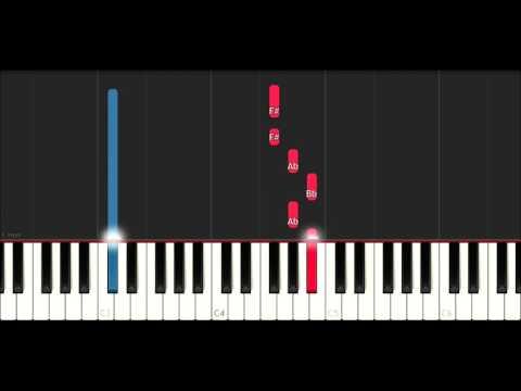 Khalid - Young, Dumb and Broke (EASY Piano Tutorial)