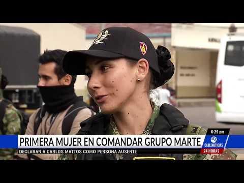 Batioja y Hernández, las dos heroínas que hacen historia en las FFMM