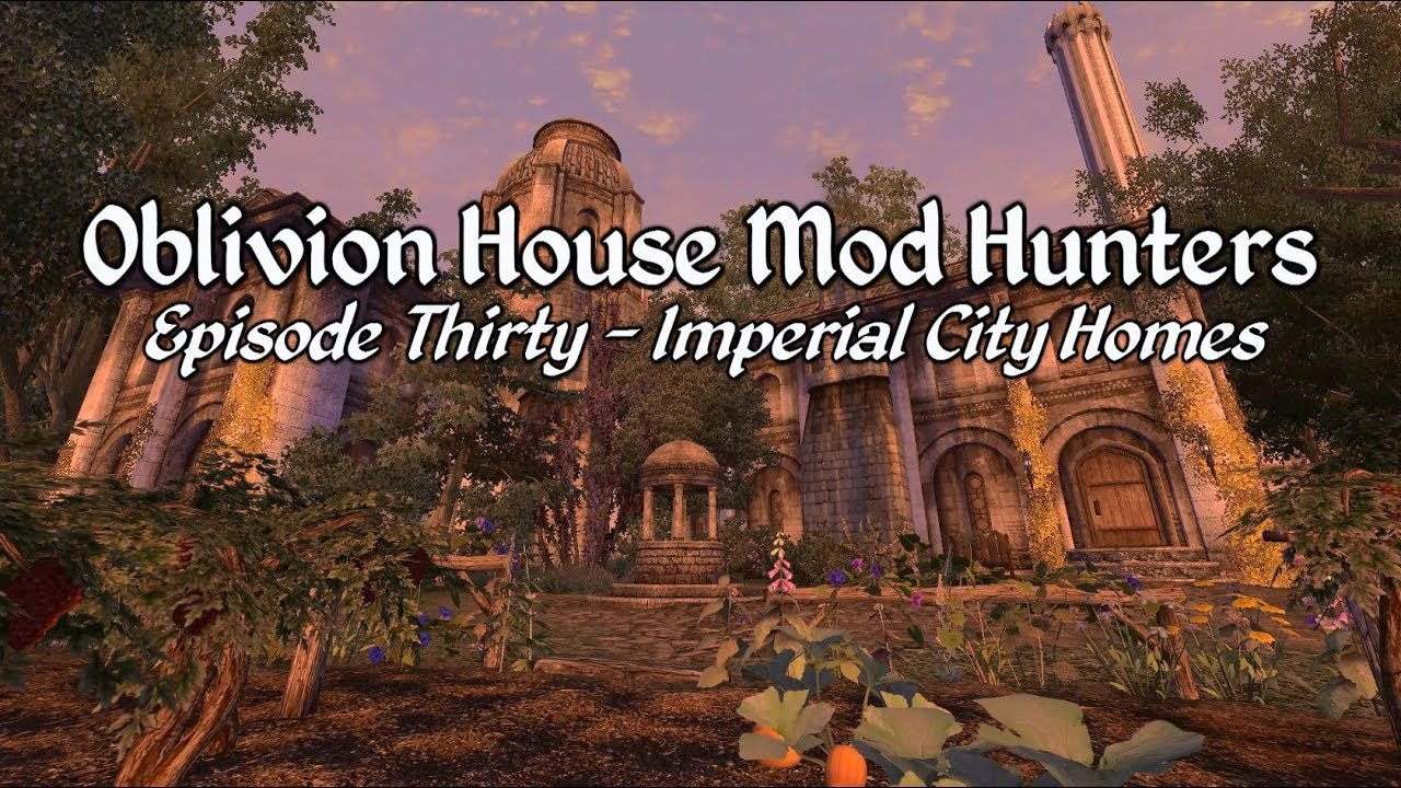 how to get a house in oblivion for free