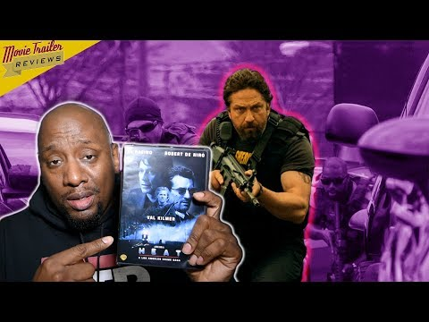 Den of Thieves Review - Dollar Store 'Heat' or Something More? - Movie Trailer Reviews