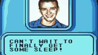 Gambar cover NSYNC - Get to the show gameplay (GBC)