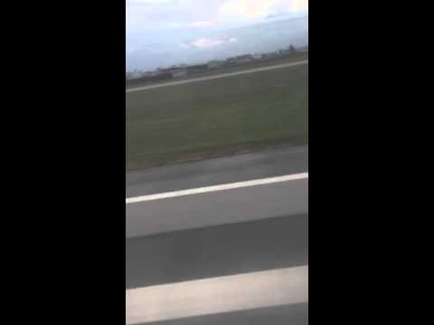 Turkish Airlines Airbus A320-200 Adana Airport Landing